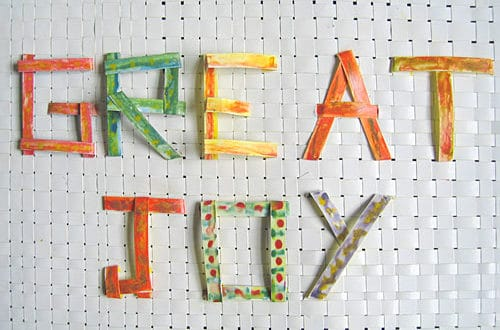 Great Joy!